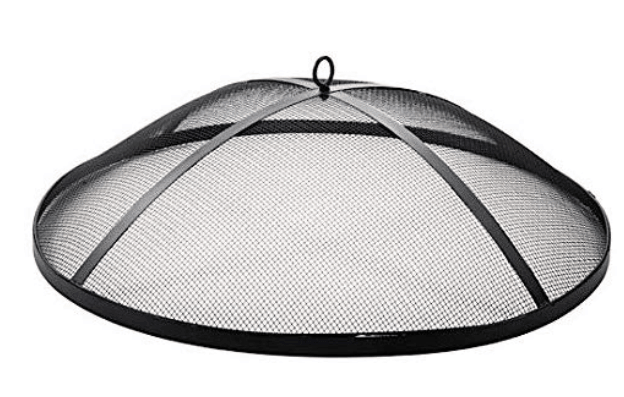 The Sun Joe Universal Mesh Fire Pit Screen