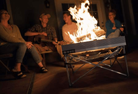Can You Put A Fire Pit On A Deck